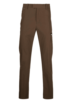 Undercover classic chino trousers - Brown
