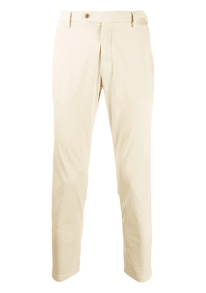 Be Able slim-fit Alexander trousers - Neutrals