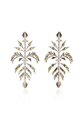 Nak Armstrong Frond Earrings