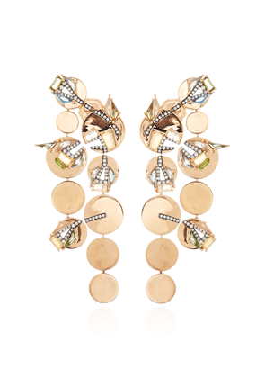 Nak Armstrong Patchwork Earrings