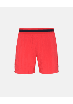 Stella McCartney Red Medium-length Red Swim Shorts, Men's, Size 30