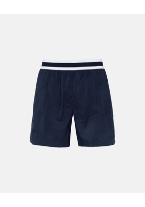 Stella McCartney Blue / Navy Medium-length Navy Swim Shorts, Men's, Size 30