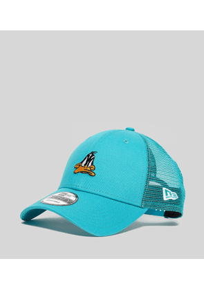 New Era Daffy Duck 9FORTY Trucker Cap - Size? Exclusive, Teal
