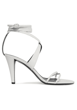Isabel Marant - Aldey Leather Sandals - White