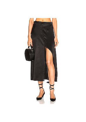 BEAU SOUCI Arance Skirt in Black