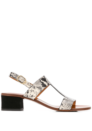 Chie Mihara open toe sandals - Grey