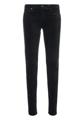 Ag Jeans low-rise skinny jeans - Blue