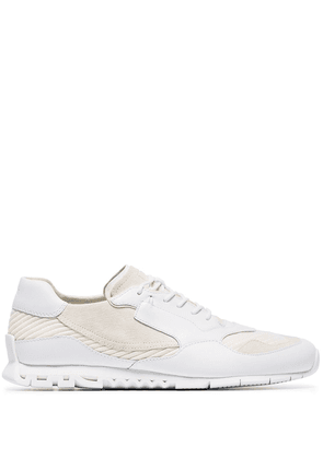 Camper Lab White and beige Nothing lace-up sneakers