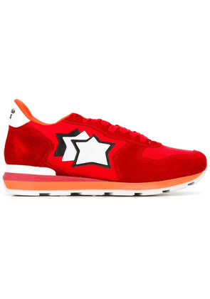 Atlantic Stars lace-up sneakers - Red