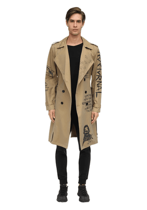 There's No Future For You Cotton Trench