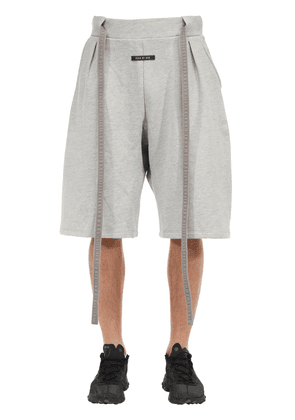 Lounge Cotton Sweat Shorts