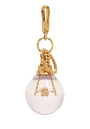 Lamp Key Charm Holder
