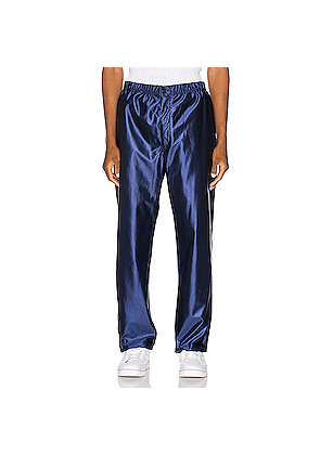 Engineered Garments Jog Pant Polyester Duzzle in Blue