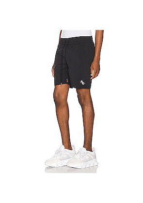 Aime Leon Dore Nylon Shorts in Black