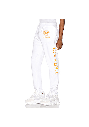 VERSACE Shorts in White