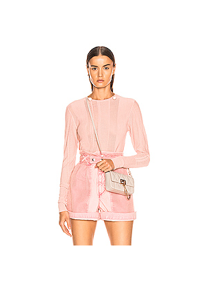 Equipment Laurier Sweater in Pink