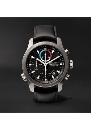 Bremont - Ac-r-ii America's Cup Regatta Chronograph 43mm Stainless Steel And Rubber Watch, Ref. No. 970380 - Navy