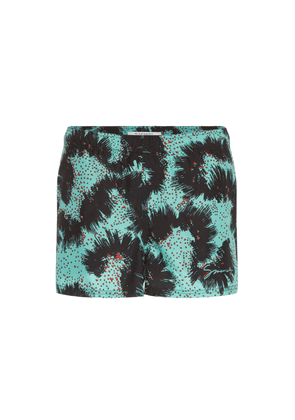 Givenchy Tie-Dye Swim Shorts
