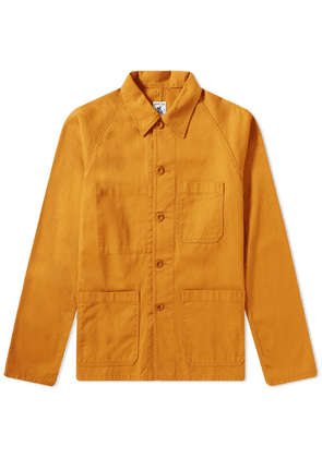 Arpenteur Raglan Work Jacket Orange