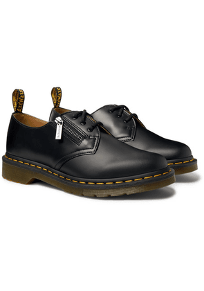 Beams - + Dr. Martens Leather 1461 Derby Shoes - Black
