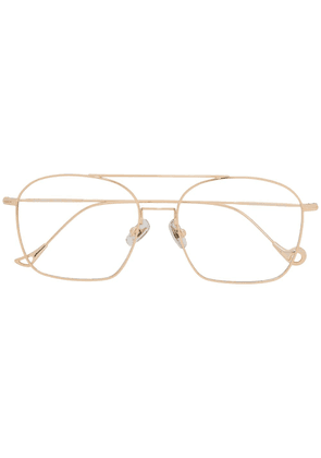 Eyepetizer Andre glasses - Metallic