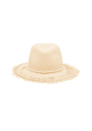 Gigi Burris Gulf Hat With Cording And Chin Tie Detail