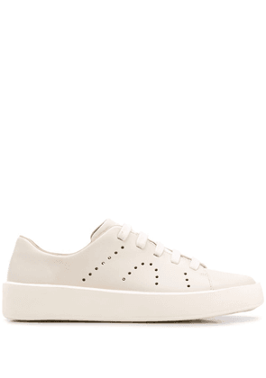 Camper perforated detail sneakers - Neutrals