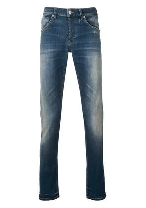 Dondup mid rise skinny jeans - Blue