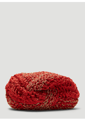 Flapper Vega Knot Hat in Red size One Size