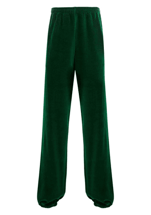 Gucci relaxed fit track pants - Green