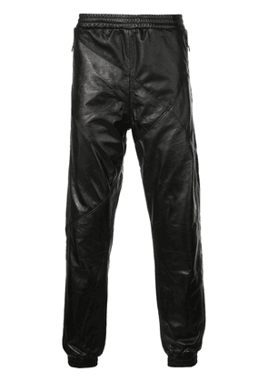 Cottweiler pull up trousers - Black