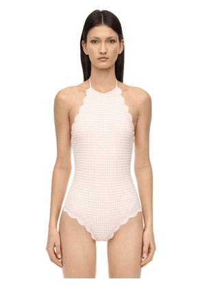 Mott Maillot One Piece Swimsuit