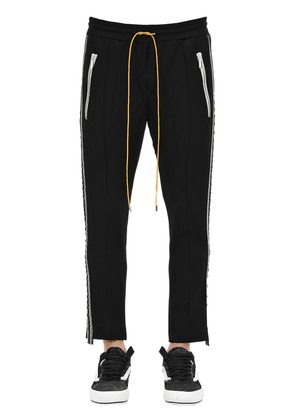 Traxedo Pants W/ Contrasting Side Bands
