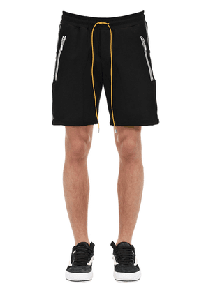 Traxedo Shorts W/ Contrasting Side Bands
