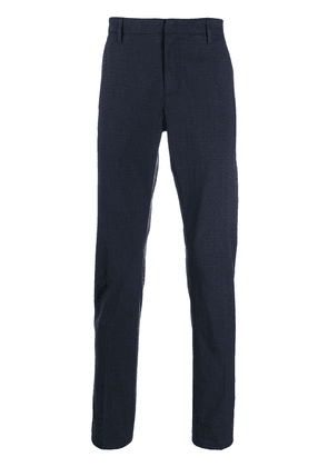 Dondup slim tailored trousers - Blue