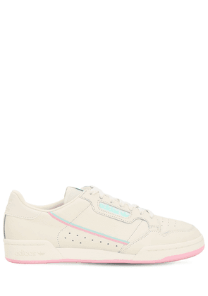 Continental Leather Sneakers
