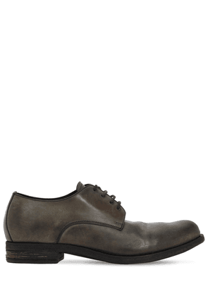 Handmade Leather Derby Shoes
