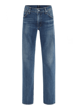 Citizens of Humanity Bowery Mid-Rise Slim-Leg Jeans