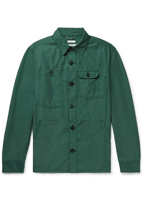 Freemans Sporting Club - Cotton And Nylon-blend Overshirt - Green