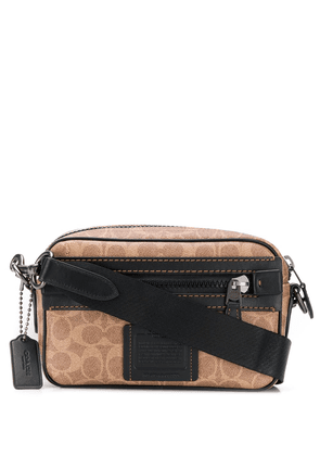 Coach Academy crossbody bag - Neutrals