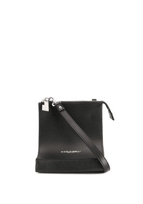 A-Cold-Wall* curved crossbody - Black