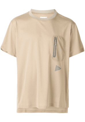 and Wander seamles T-shirt - Brown