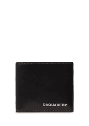 Classic Logo Leather Wallet