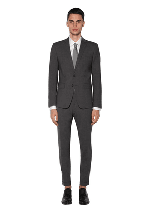 Paris Stretch Wool Blend Suit