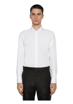 Dan Fit Cotton Poplin Shirt