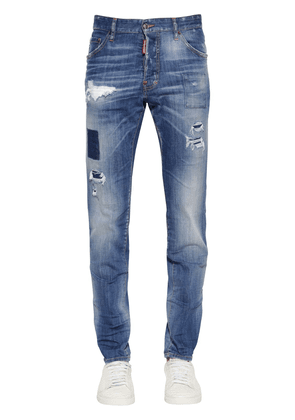 16.5cm Cool Guy Cotton Denim Jeans