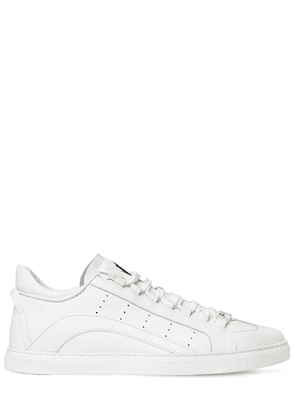 551 Leather Low Top Sneakers