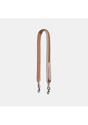 Coach Strap With Whipstitch