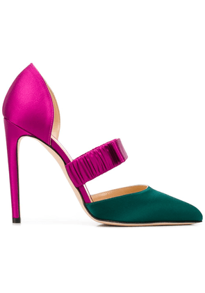 Chloe Gosselin Lily colour-block pumps - Pink