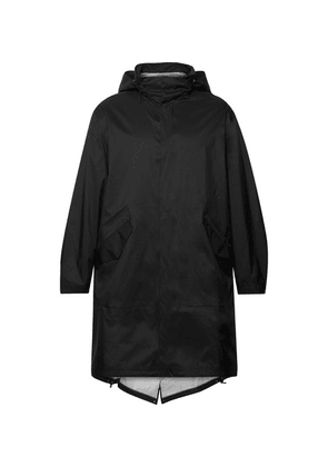 Theory - Rhys Nylon-ripstop Jacket - Black